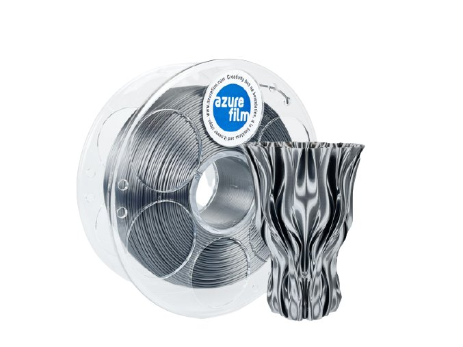 3d printing filament azurefilm silk graphite grey removebg preview