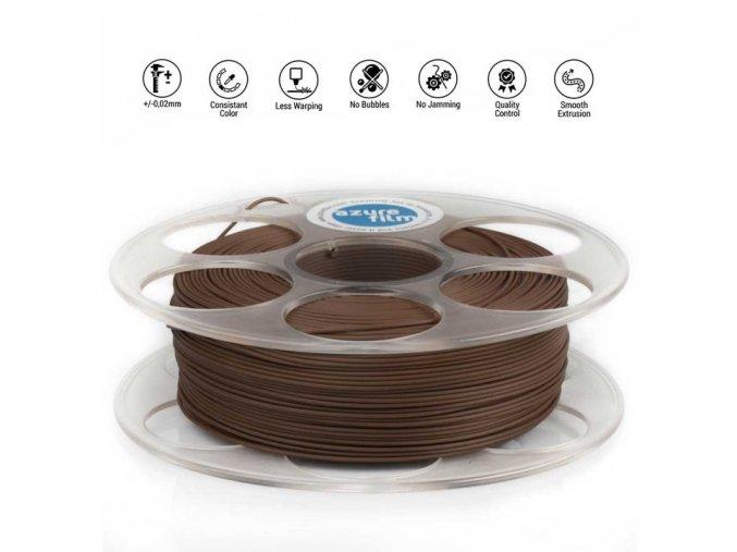 cork azurefilm wood pla 175 mm 750 g