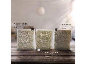 3d filament litho white pla