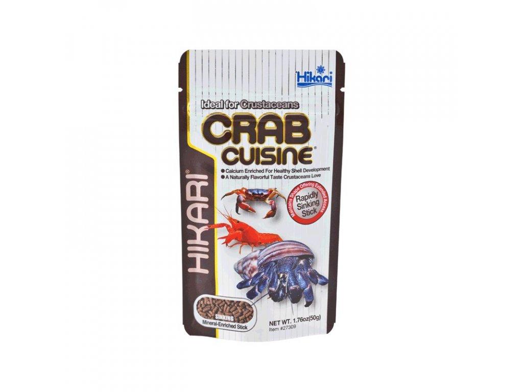 hikari tropical crab cuisine