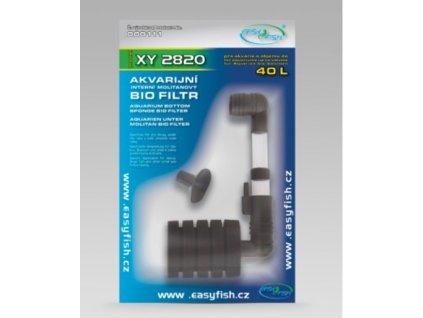 Akvarijní molitanový Bio Filtr 40 litrů XY 2820