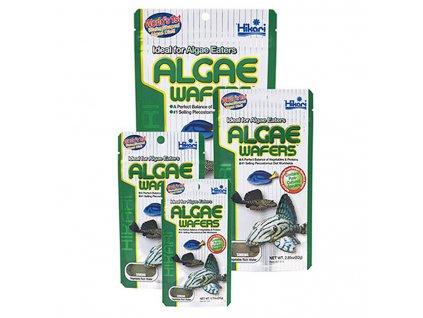 hikari tropical algae wafers 40 g 1044