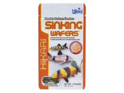 hikari tropical sinking wafers