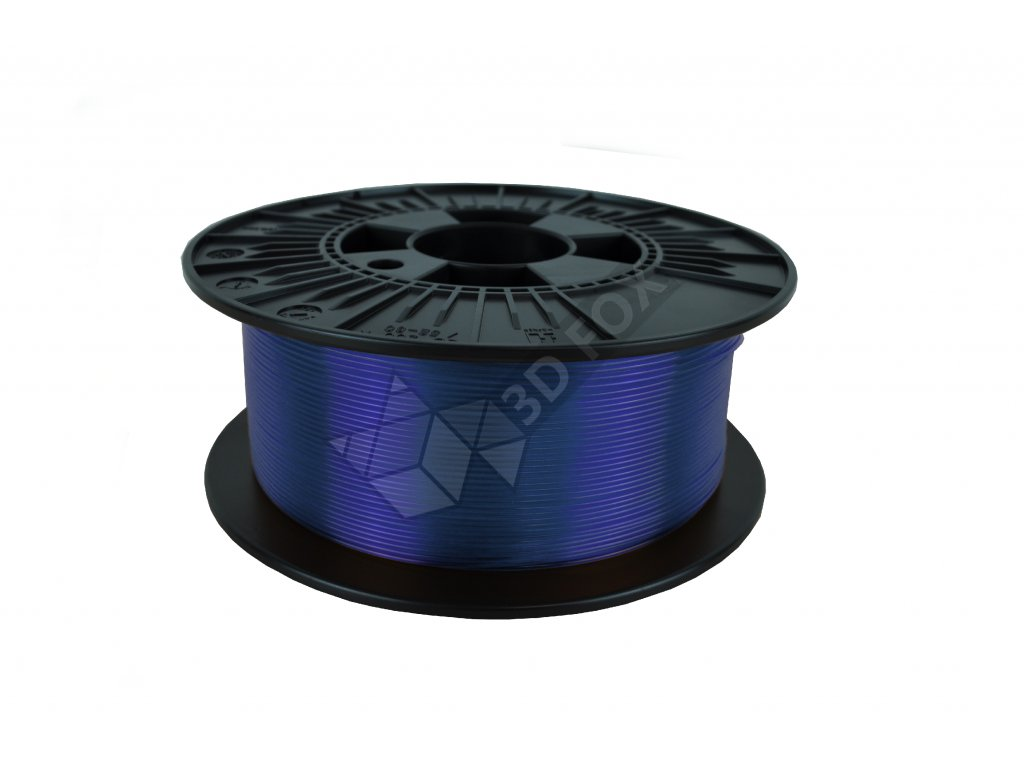 filament + váza midnight blue (PETG)