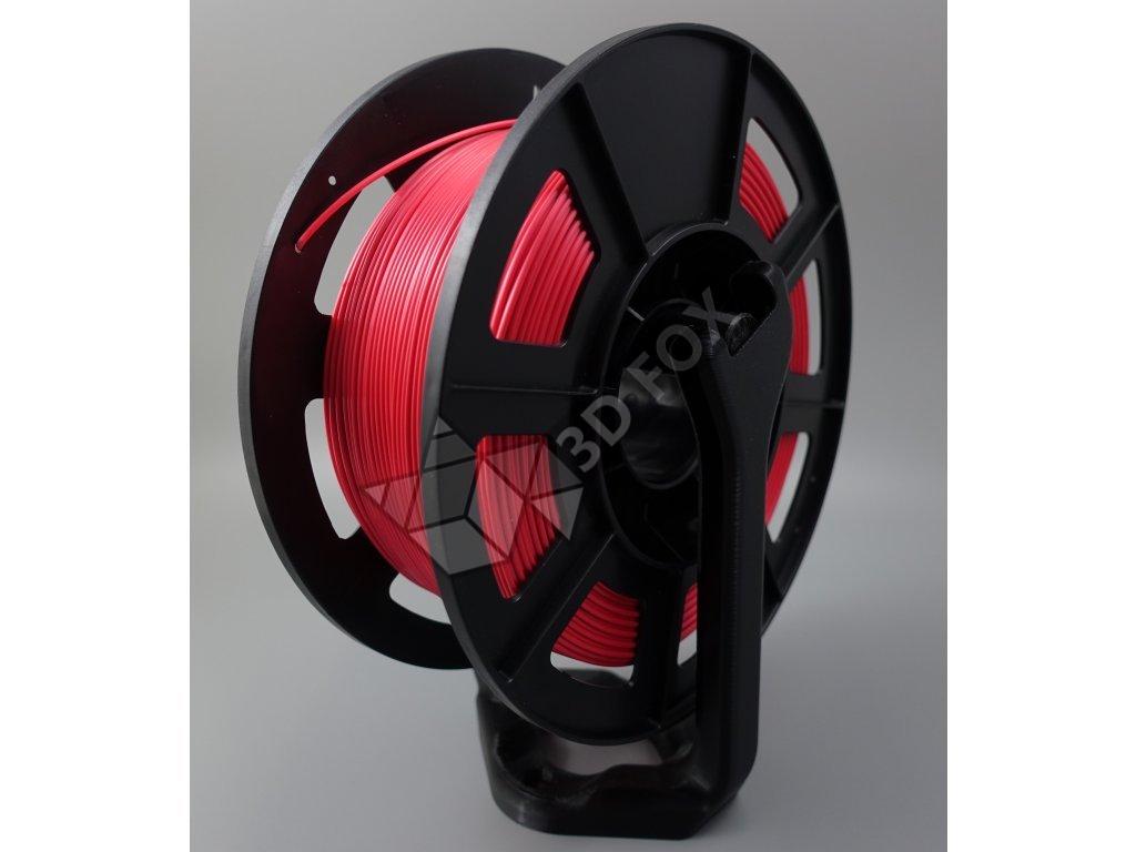 Černý držák filamentu