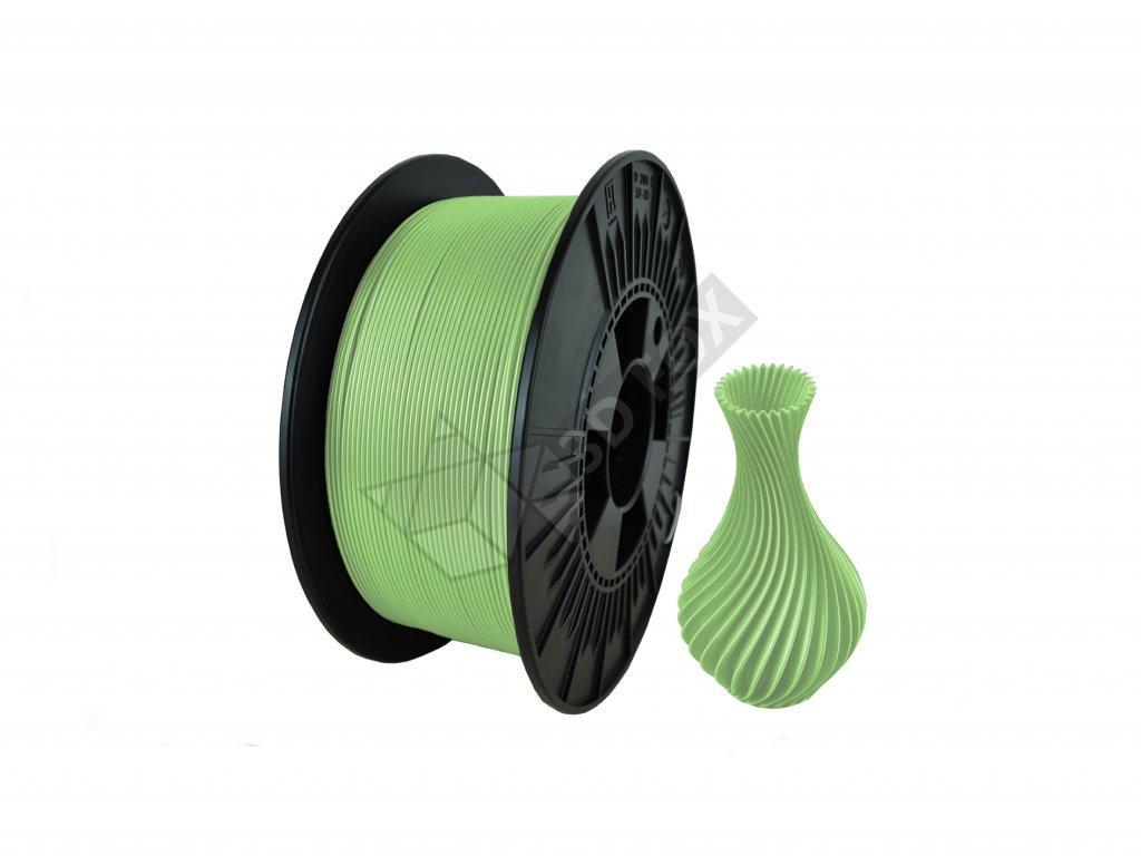 filament + váza glowing green (NEW)