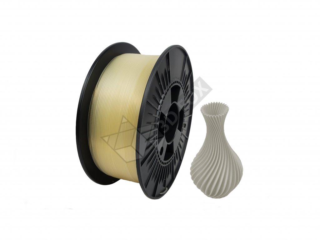 filament + váza transparent natural (NEW) v1