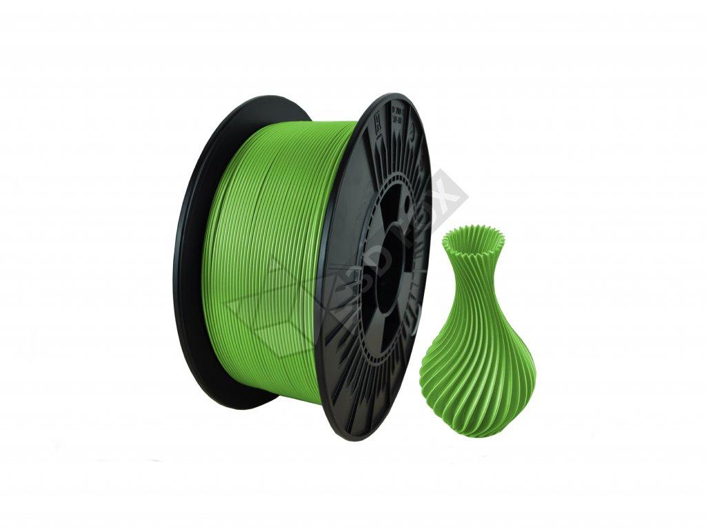 filament + váza green pistachio (NEW)