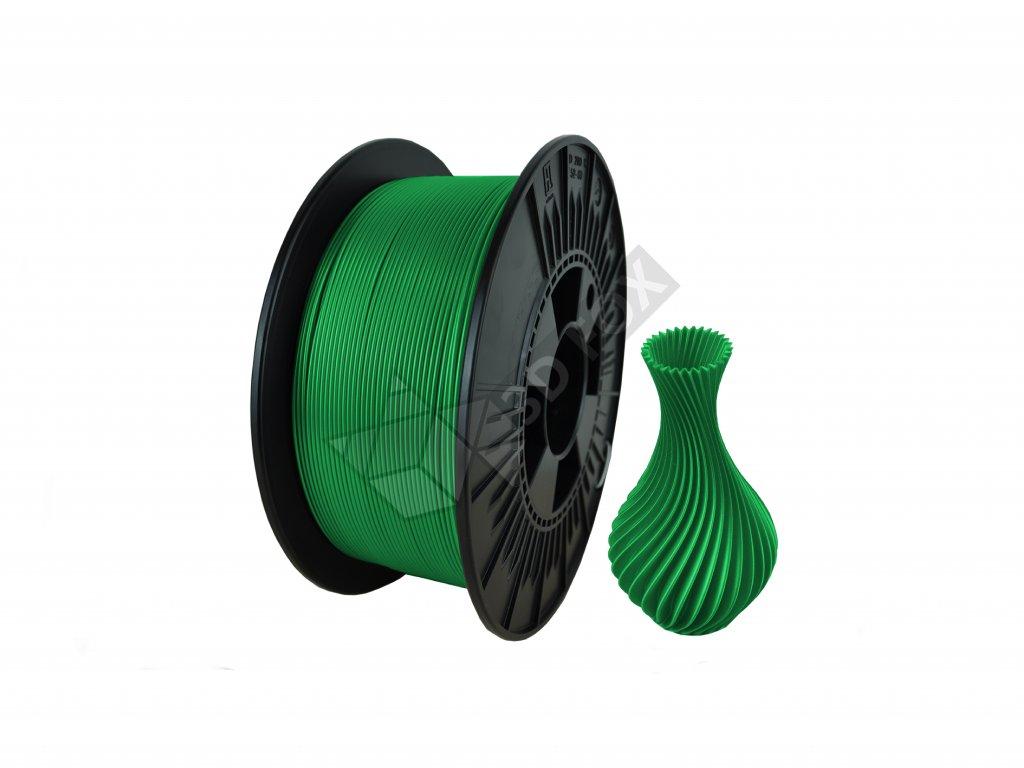 filament + váza bright green (NEW)