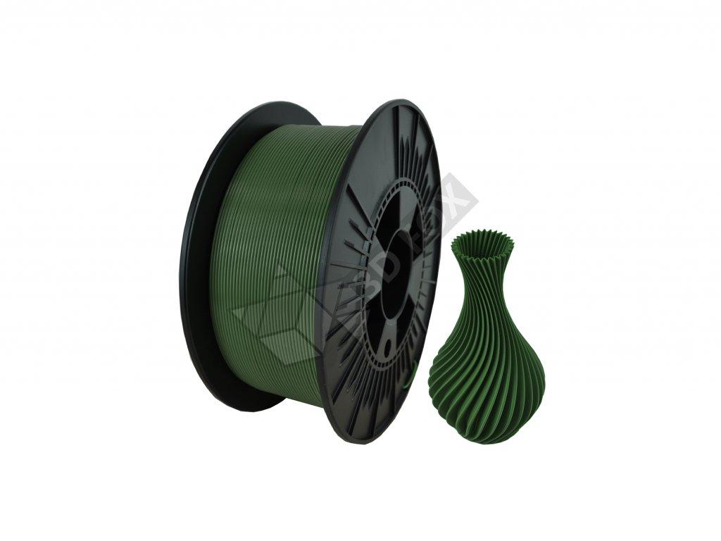 filamen + váza military green (new)