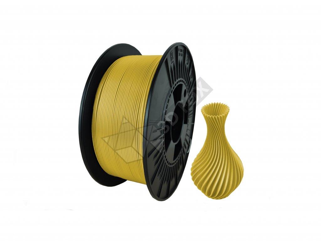 filament + váza gold (NEW)