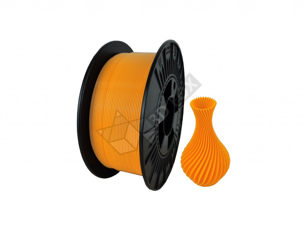 filament + váza orange fluo (new)