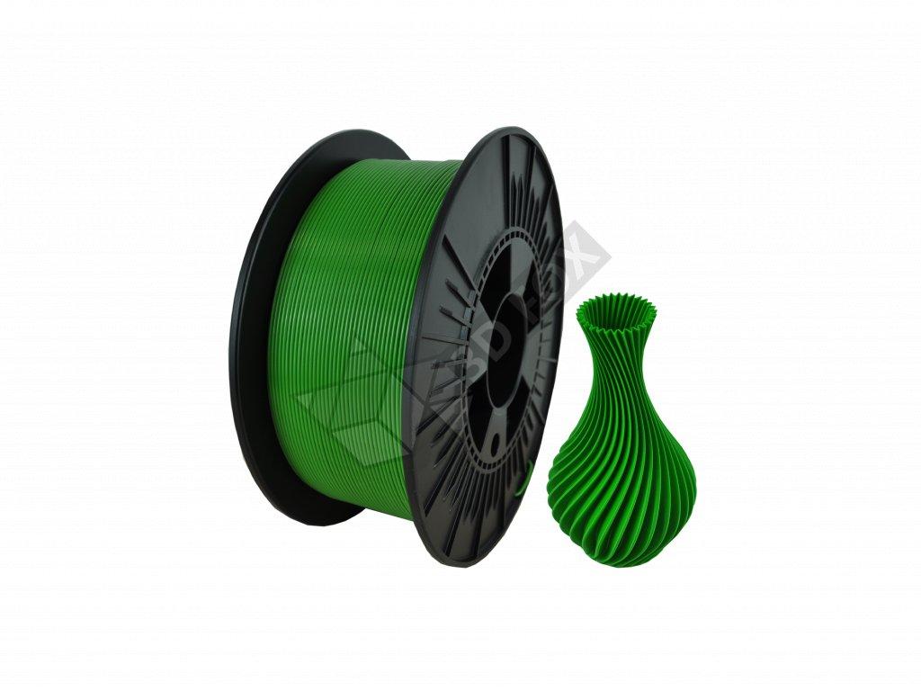 filamen + váza green