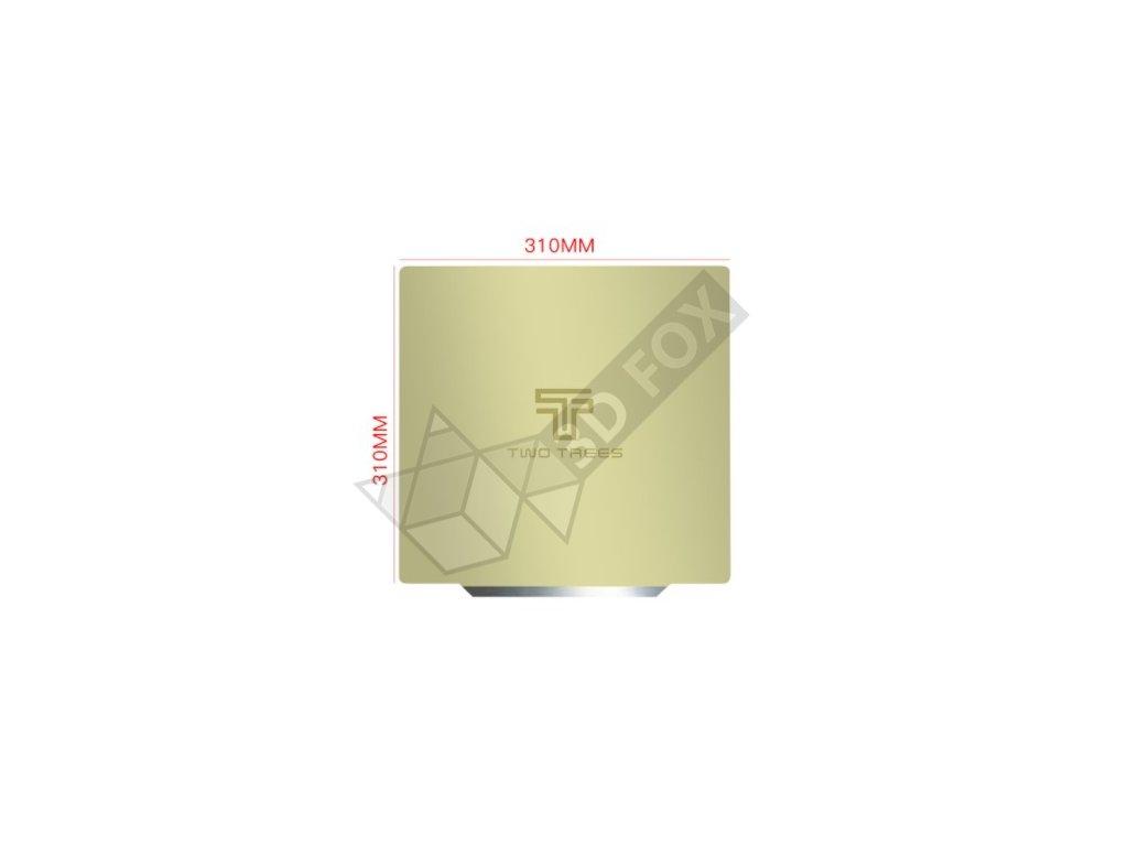 Magnetická tisková podložka CR10 2