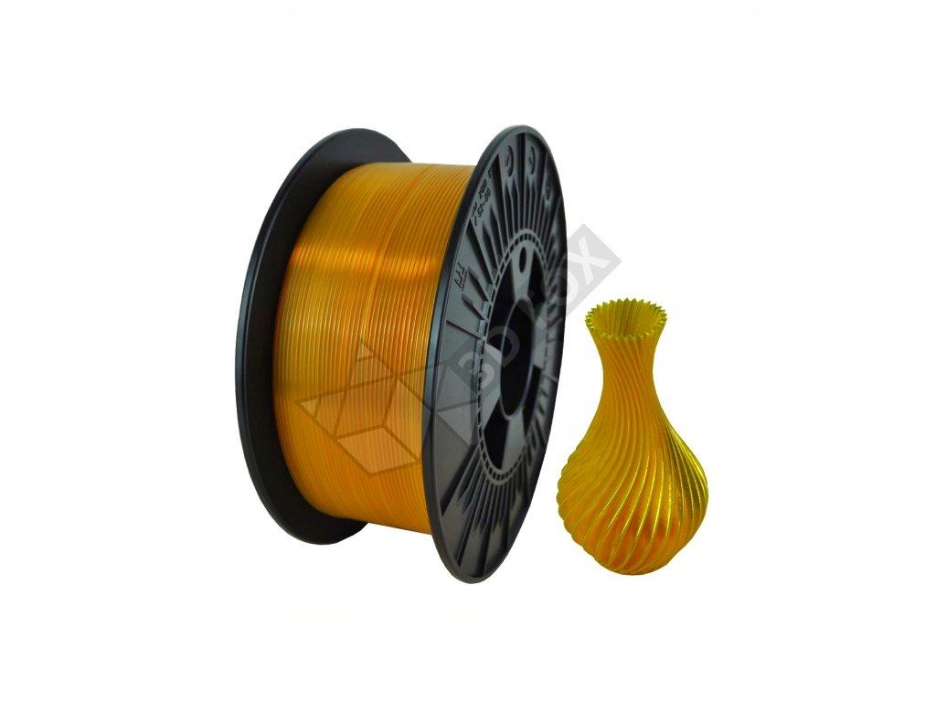 Filament NEBULA PETG zlato žlutá 1 kg