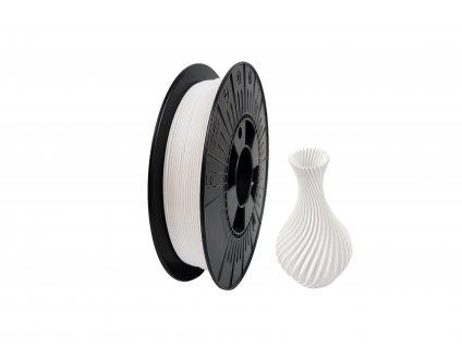 filament + váza white (NEW) 0,5 kg