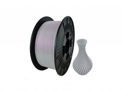 filament + váza chameleon white (PETG)