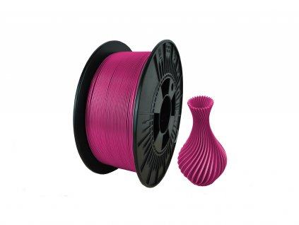 filament + váza fuchsia (new)