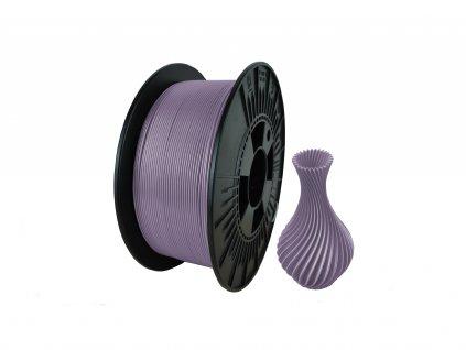 filament + váza lavender field