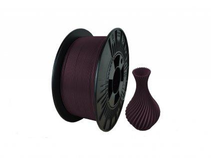 filament + váza plum