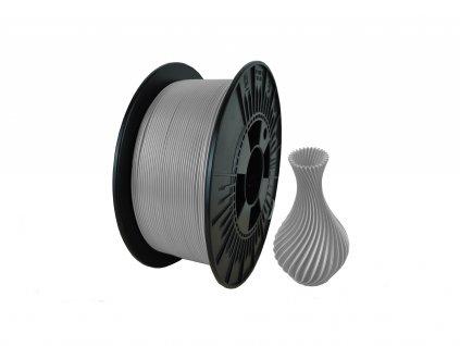filament + váza silver (new)