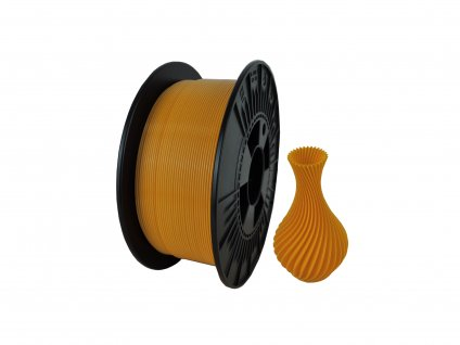 filament + váza orange (new)