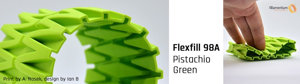 Flexfill Flexible Filament - Fillamentum
