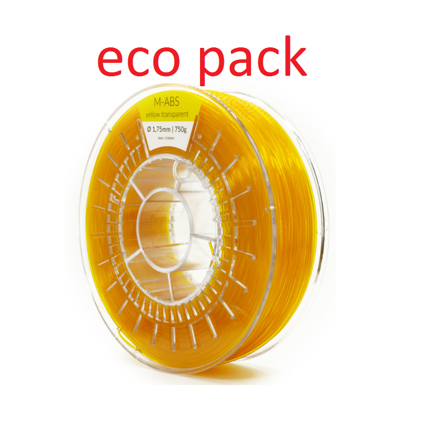 PrintaMent M-ABS 2,25kg - eco pack