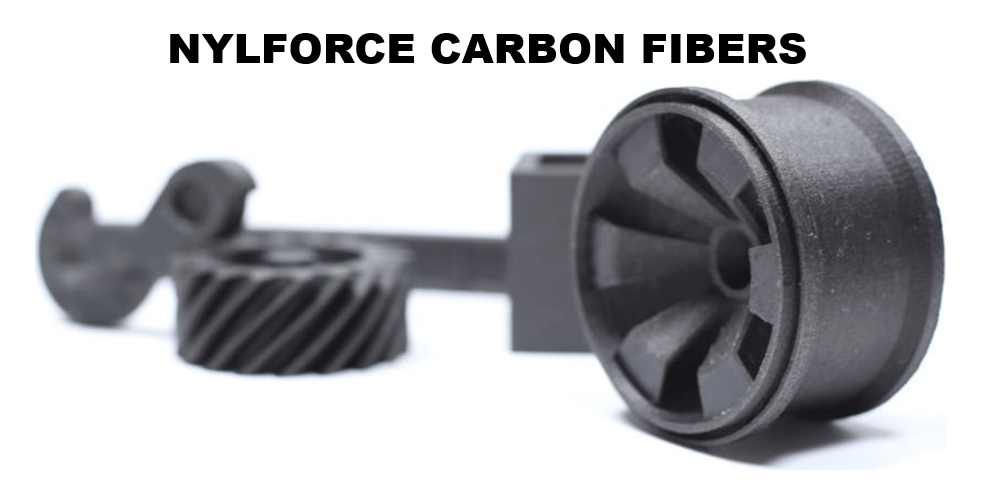 Nylforce Carbon Fiber - FIBER FORCE