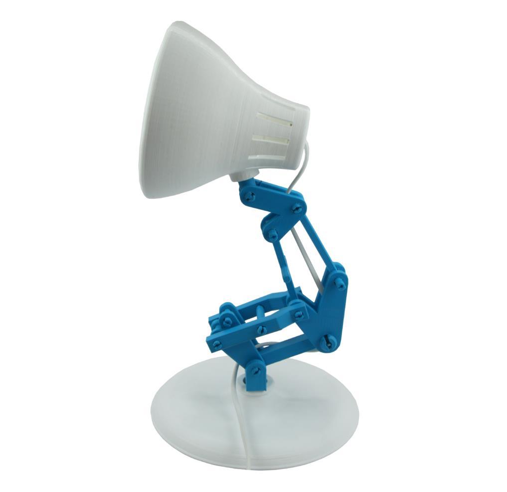 Fiberlogy-lampička