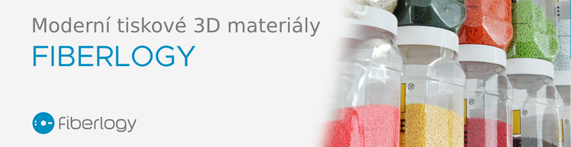 Moderní tiskové 3D materiály