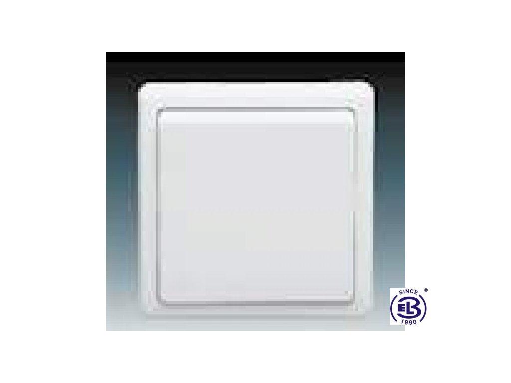 Přepínač křížový Classic, jasně bílý, řazení 7, 3553-07289B1 ABB