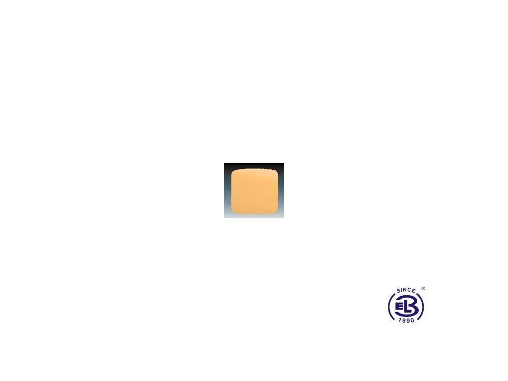 Kryt stmívače s krátkocestným ovladačem Tango, béžová, 3299A-A100D ABB
