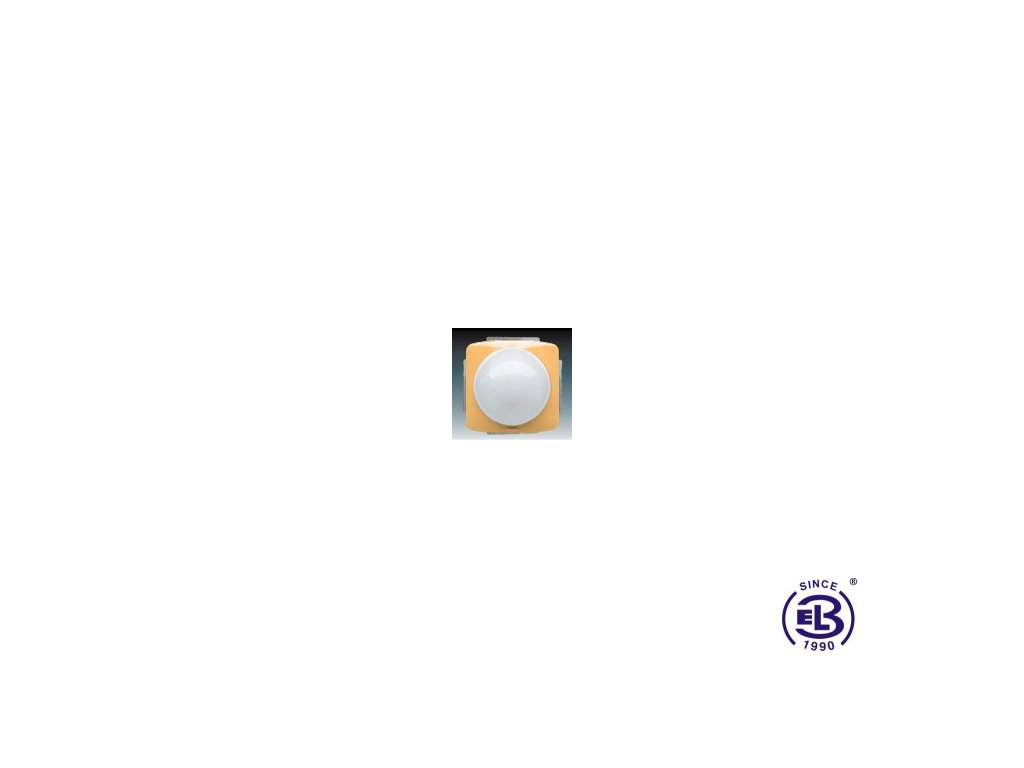 Spínač automatický se snímačem pohybu Tango, béžová, 3299A-A12100D ABB