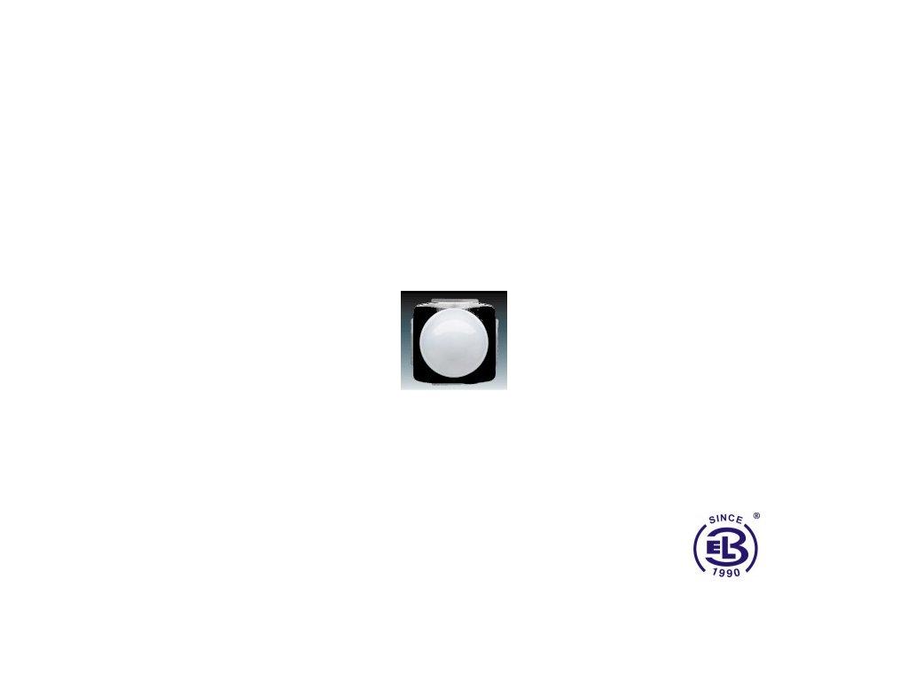 Spínač automatický se snímačem pohybu Tango, černá, 3299A-A12100N ABB