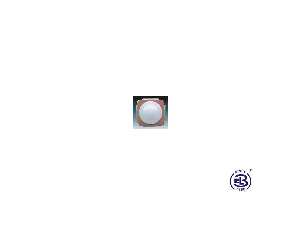 Spínač automatický se snímačem pohybu Tango, vřesová červená, 3299A-A12100R2 ABB