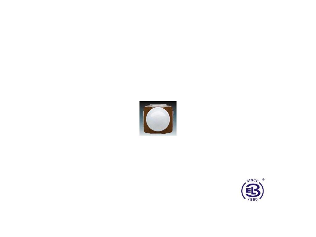 Spínač automatický se snímačem pohybu Tango, hnědá, 3299A-A22100H ABB