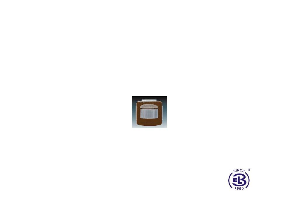 Spínač automatický se snímačem pohybu Tango, hnědá, 3299A-A12180H ABB