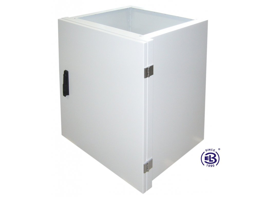 Podstavec pro termoizolovaný rozvaděč 800x700x600, šedý