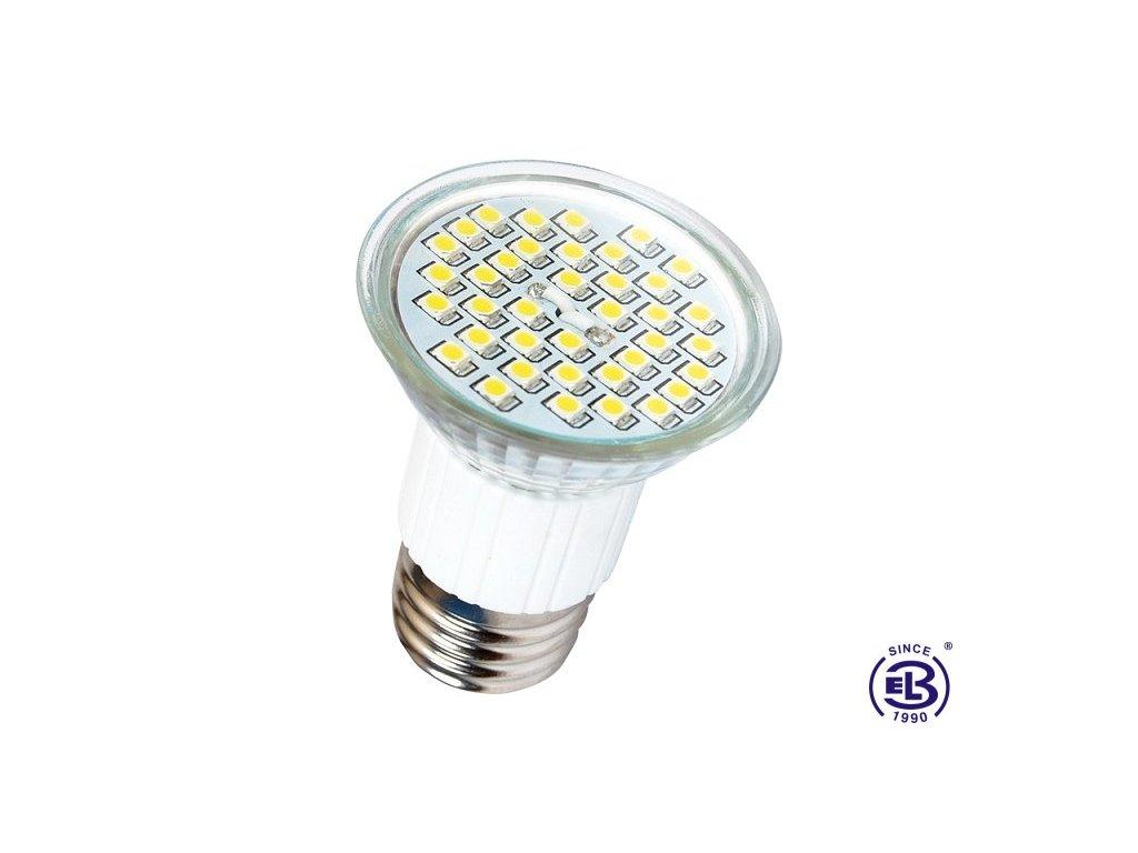 Žárovka LED38 SMD 2835 E27 4W - WW teplá bílá 400lm