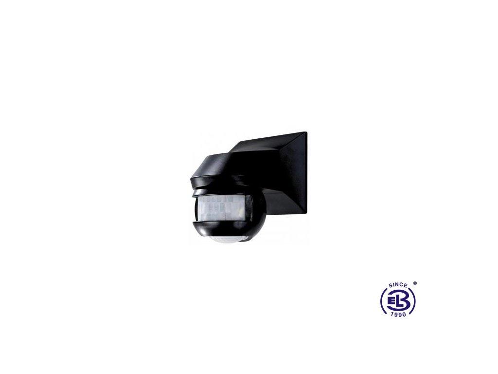 Čidlo pohybové Luxa 101-180 černé THEBEN