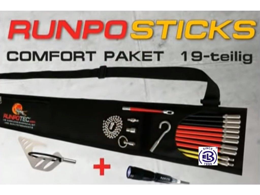 Runpotec 19 Comfort kit