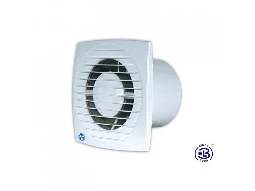 Ventilátor Bravo 150IR e axiální BLAUBERG