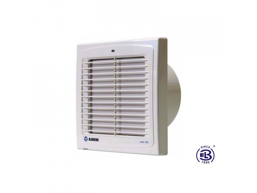 Ventilátor Auto 125S e axiální BLAUBERG