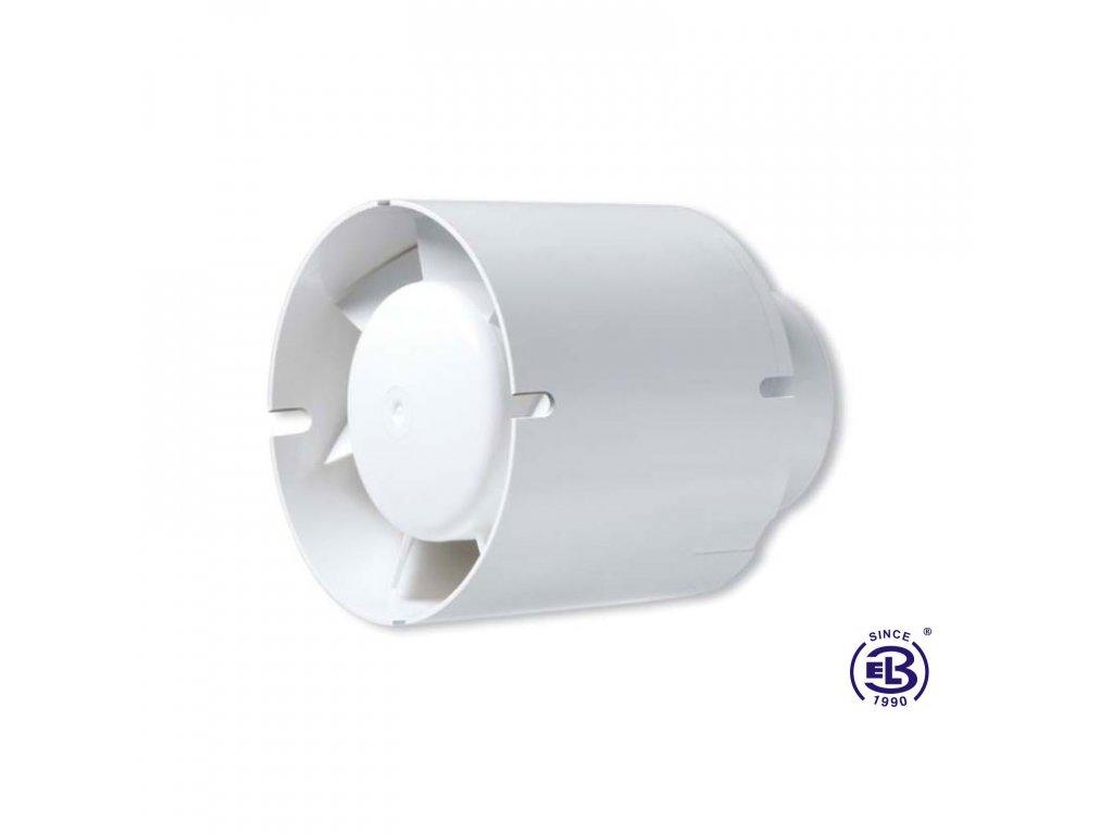 Ventilátor Tubo 125 e axiální BLAUBERG