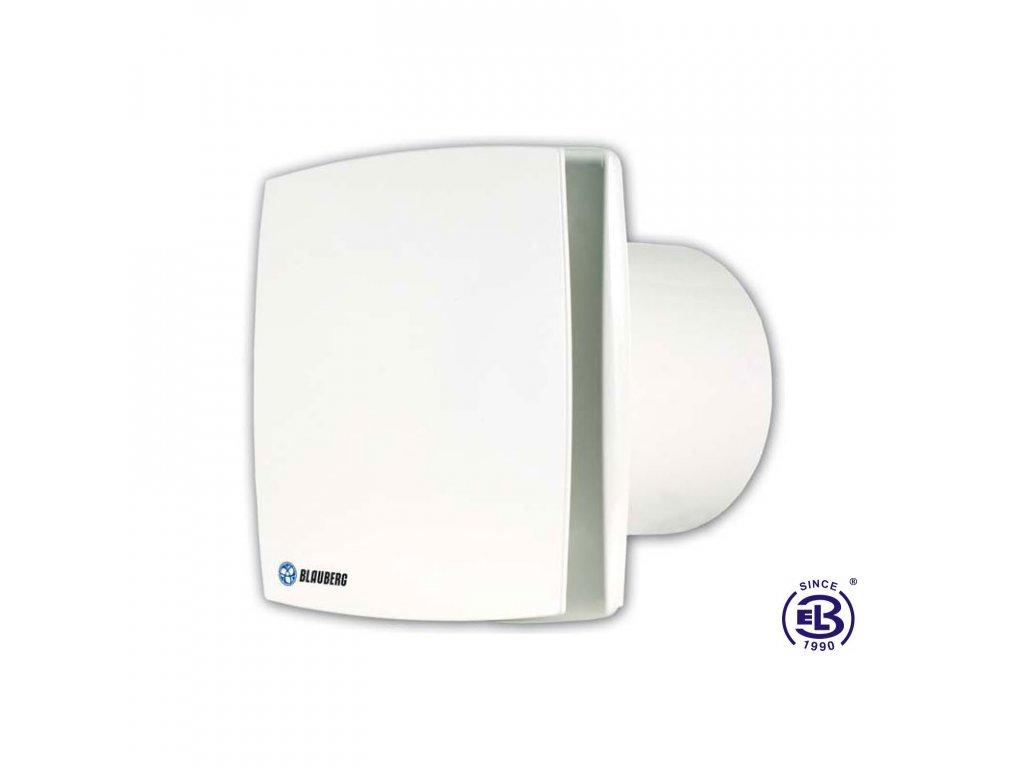 Ventilátor Quatro 125 axiální BLAUBERG
