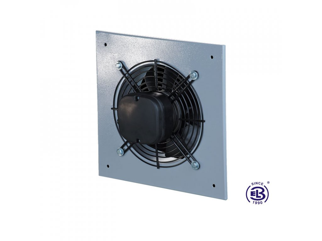 Ventilátor Axis-Q 250 4E axiální BLAUBERG