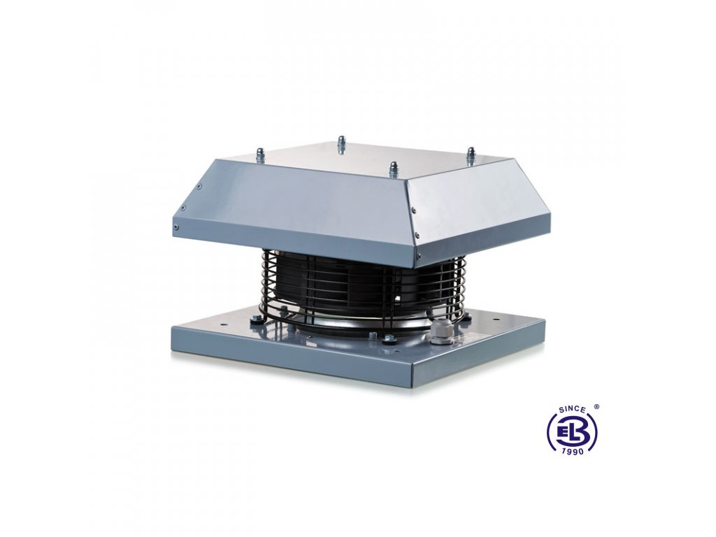 Ventilátor Tower H 400 4D axiální BLAUBERG