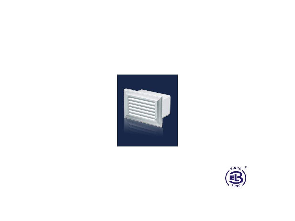 Mřížka ventilační Decor 81x136R BLAUBERG