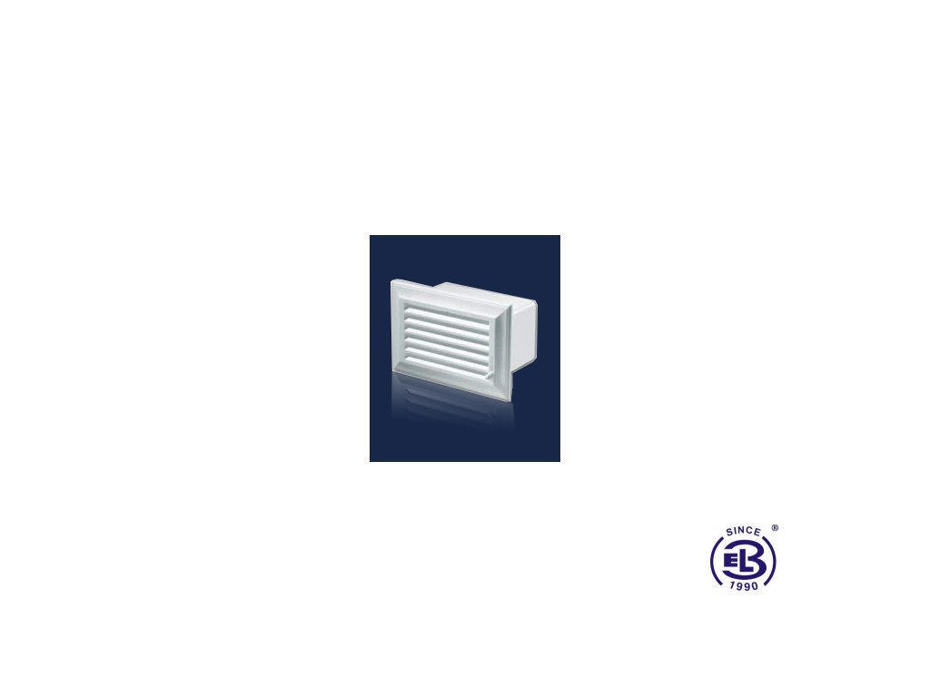 Mřížka ventilační Decor 86x230R BLAUBERG